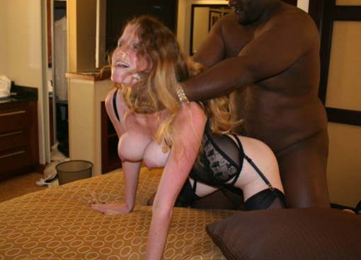 Blonde Hard Fuck Photo