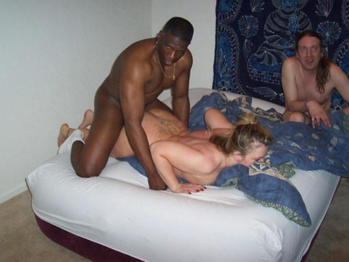 Black Man Fucks White Woman in American Sex Photos