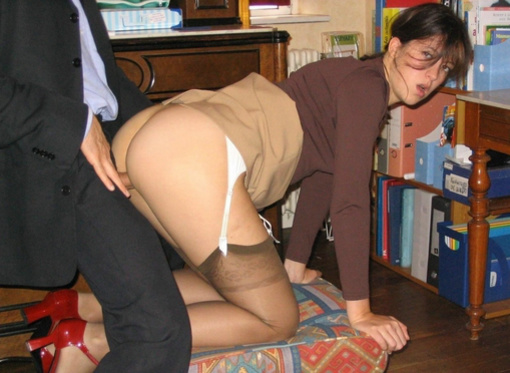 Sexy Mature Lady Bending Over to Take Friends Cock Hot Photo