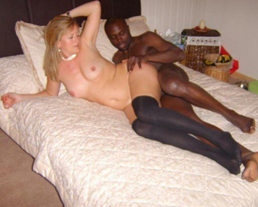 Wife fucked by black stranger