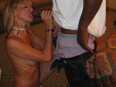 Wife with Black Lover Photo