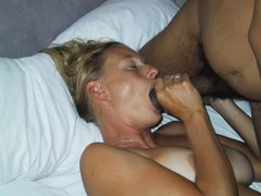 Blonde Wife Fuck Photo