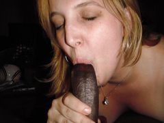 Pics Of Wife Sucking First Black Cock