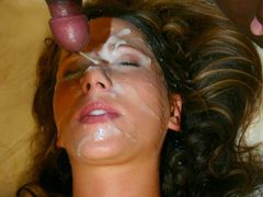 Facial Cumshot Photo