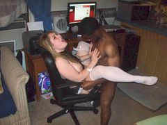Amateur Girlfriend Interracial Picture