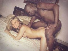 Big Black Dick Fucked My Sweet Pussy In Pics