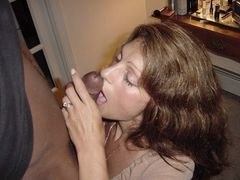 Ex Wives Photos Sucking Big Black Cock