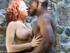 Share Pics of Wife Kissing Black Man