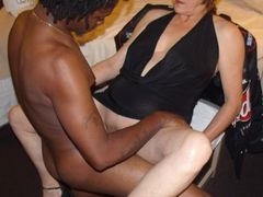 Cheating Wife Sex Picture with Black Man