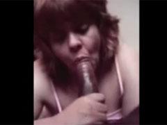 Wife Loves Cocksucking Big Black Cock