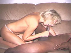 Wife Gets Laid By Big Cock At Swingers Party