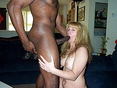 Black Cock White Blonde Photos