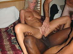 Free Interracial Wives Sex Photos