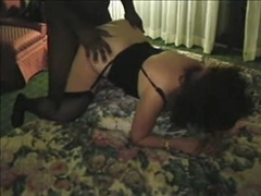 Member Uploaded Cuckold Video White Mom Fucked by BBC