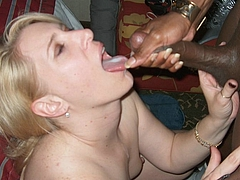 Free Amateur Interracial Cumshot In The Mouth Pics