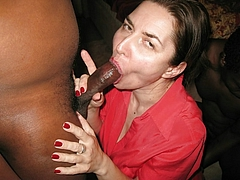 Free Pictures Of Woman Sucking Big Black Cock