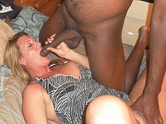 Mature White Women Interracial Porn Pics