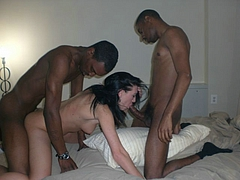 Photos Amateur Wife Interracial Gang Bang