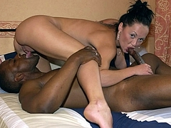 Shared Pictures of Asian Slut Doing Sex Position with Black