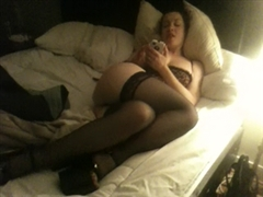Hot Interview with Slut Wife who Desires a Big Black Cock