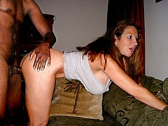 Dick Penetration Surprise Photo of Mature Wife and BBC