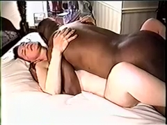 Sharing His Beautiful Wife with Black Man