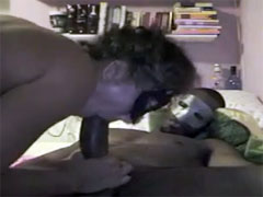 Cuckold Anal Video with Shared Wife and Her Black Man