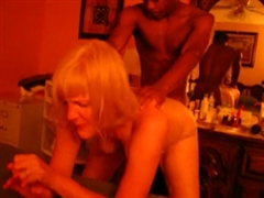 Black Man Fucking Friends Mom so Good