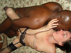 Photo Pounded from Behind by a Black Stud