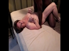 Granny Fucked and Creampied by Black Man