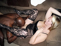 Picture Black Man Licking White Womans Pussy