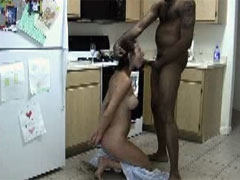 Black Guy with Cheating French Wife