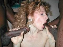 Blacks Gangbang White Images