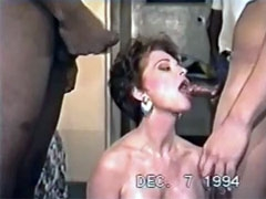 Hot Mature Cock Sucking Two Big Black Studs