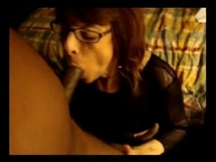 Cheating Older Wife Caught Fucking with Young Black Neighbor