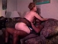 Black Dick Sex Party with Horny Amateur White Wife