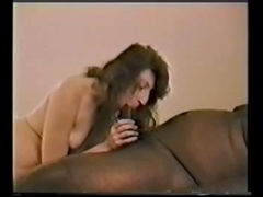 Huge Black Cock Doing DoggyStyle Sex with White Girlfriend