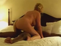Interracial Sex Chubby White Mom Fucking Black Stud