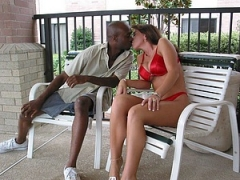 White Wife Kissing Blacks Photos