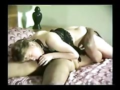 Home Video of White Wife Fucked by Black Cock