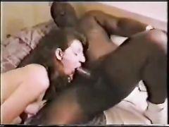 Wife Enjoys Fucking Black Friend More than Her Husband