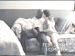 Cuckold White Wife Getting Her Pussy Rammed by Black Man