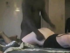 Husband Films His Black Boss Doing Anal Sex with His Wife