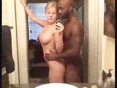 BBC Cuckold Sex Video White Girl Shared with Muscled Black