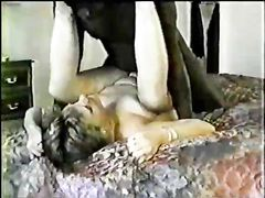 British Cuckold Porn Video Starring White Sexy Wife and BBC