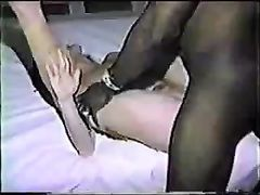 Mature Wife Shared Again with Amateur Black Stud at Home