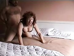 Cuckold Husband Shares Chubby Wife with Friend