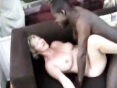 My Wife Gets Birthday Surprise Gift Fucking Her Desired BBC