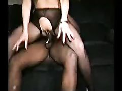Mature White Wife Seduced by Black Man to Let Him Fuck Her