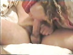 Blindfolded Wife Tricked to be Shared and Suck Neighbor Cock